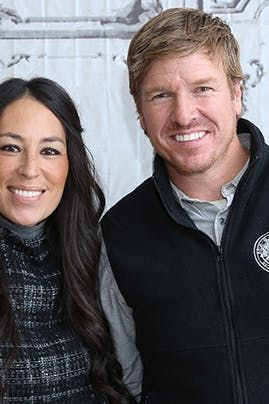 Chip & Joanna Gaines Threw a Wild Magnolia Market Holiday Party  #purewow #celebrity #news   She's a lady == he needs help, but I still love them the same!!