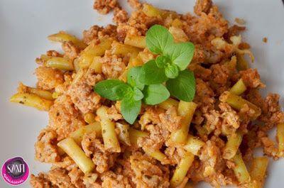 Húsos rakott zöldség Szafi módra ~ Éhezésmentes Karcsúság Szafival