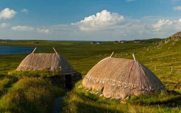 Norse Mill, Isle of Lewis  Western Isles - Shawbost, Highlands and Islands, Scotland