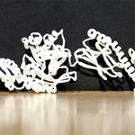 3D printed Heat Shock Protein  par  3Diversity