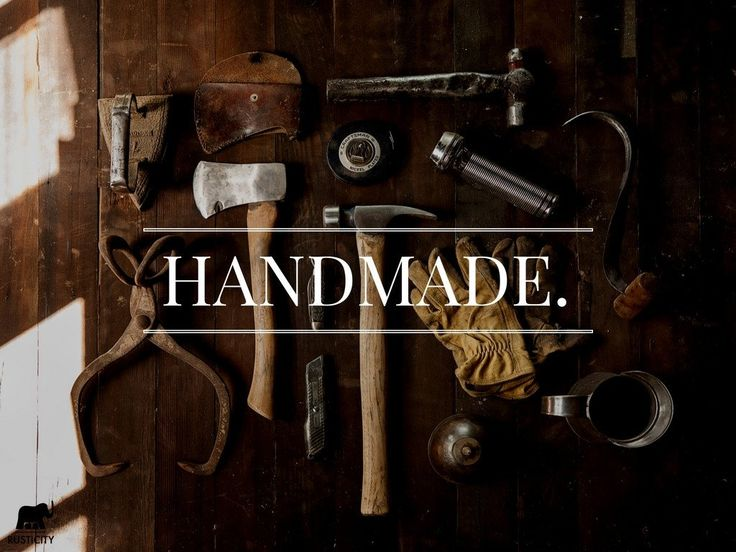 https://www.rusticity.com/blogs/news/handmade
