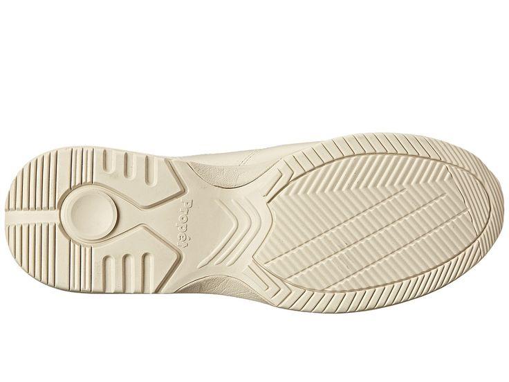 Propet Life Walker Medicare/HCPCS Code = A5500 Diabetic Shoe Men's Lace up casual Shoes Sport White