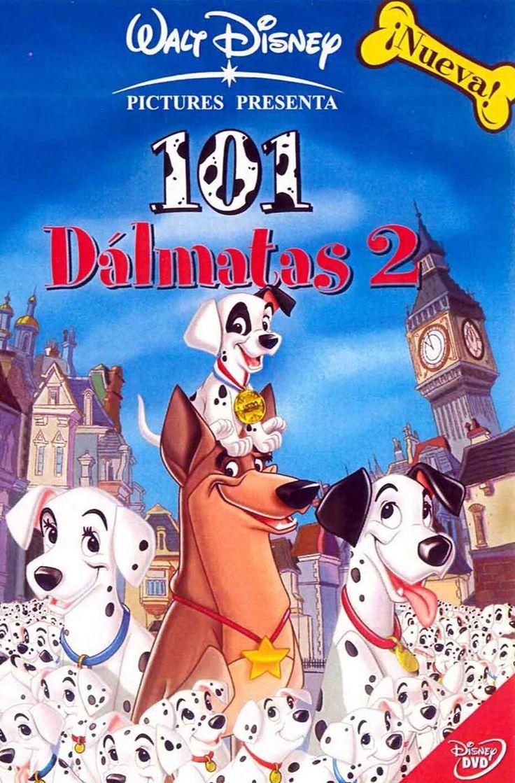 Walt Disney S Dalmatas Peliculas Audio Latino Online Peliculas De Disney
