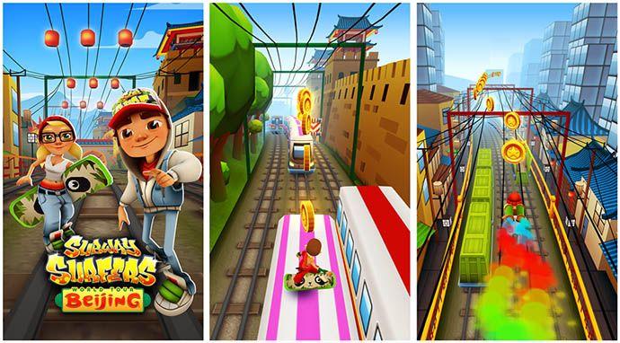 Subway Surfers per Windows Phone 8 si aggiorna e porta il tour a Pechino http://www.sapereweb.it/subway-surfers-per-windows-phone-8-si-aggiorna-e-porta-il-tour-a-pechino/ Subway Surfers è un popolare gioco mobile arrivato prima su iOS (totalizzando oltre 25 milioni di download), successivamente su Android e dal mese di dicembre anche su Windows Phone 8.  Questo particolarerunner game nella versione per Windows Phone 8 in queste ore ha ricevuto...