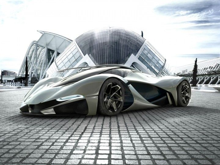 If only the car industry was more fearless..they wouldn't only dream of these designs