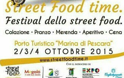 Stiamo arrivando a Pescara  ! La nostra realtà gastronomica è in movimento. #followus #truckevents #streetfoodtime