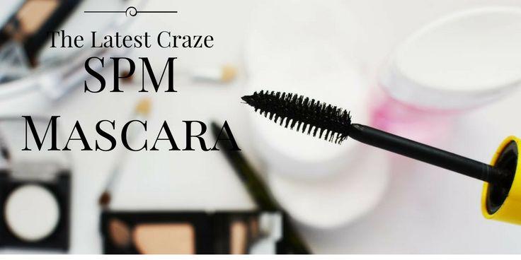 Semi-Permanent Mascara. Smudge proof, waterproof, effortless make-up.