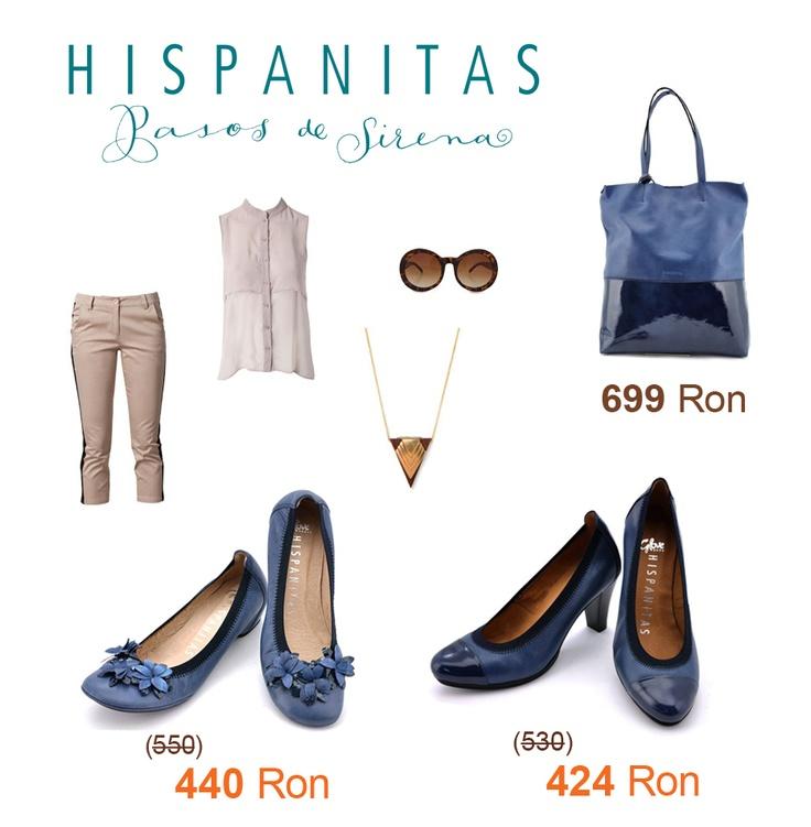 Spring-Summer 2013 outfit Hispanitas ShoesHandbags