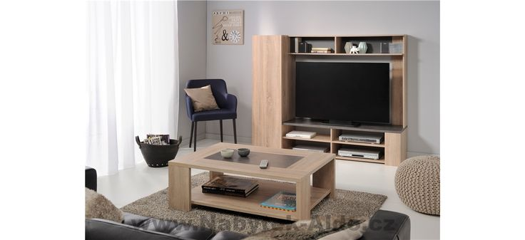 Nábytek do obývacího pokoje Fumay 9432TABA-PATV