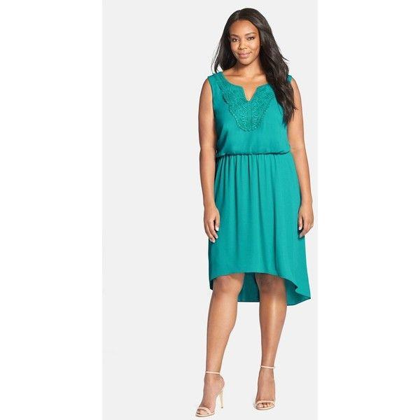 Best 25+ Blue plus size dresses ideas on Pinterest | Navy plus ...