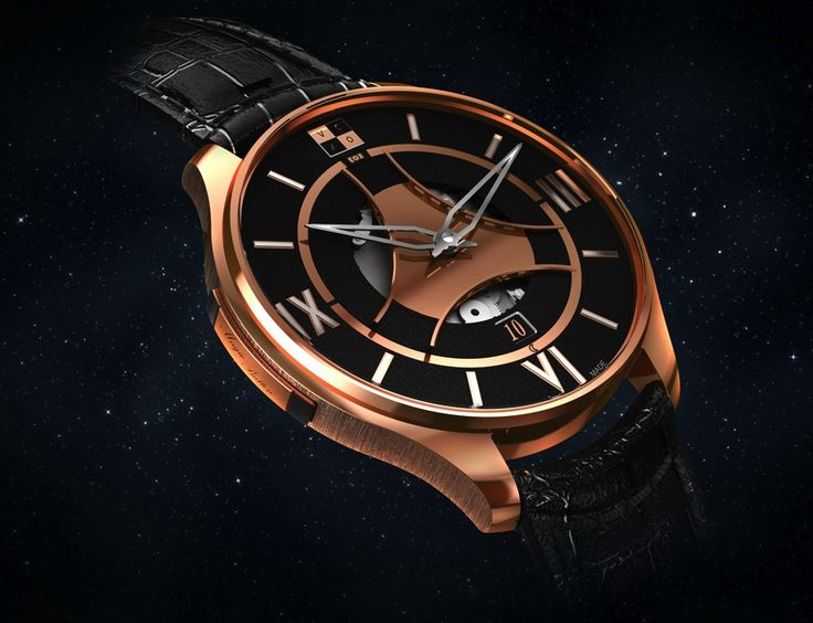 """VCXO Ox One """"Magic Button"""" Mechanical With GPS Time Synchronization"""