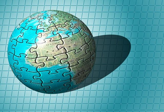 Free Image On Pixabay Globe Abstract Earth Planet