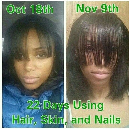 grow your hair out?? Try my favorite new product, hair skin and nails ...