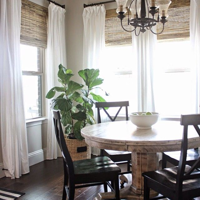 25+ Best Corner Window Treatments Ideas On Pinterest
