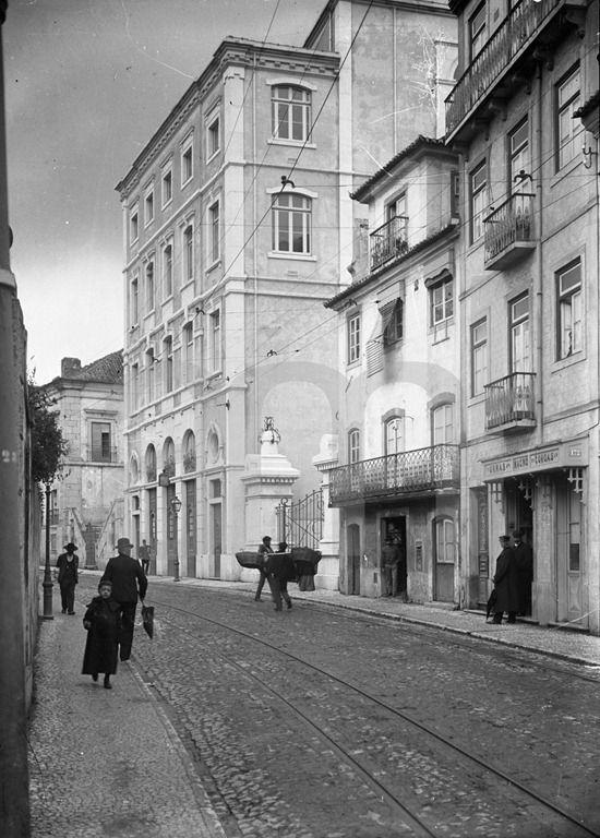 Hospital-de-Santa-Marta, Lisboa