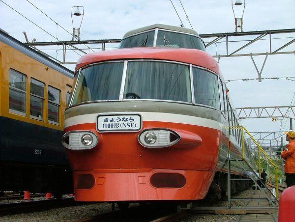 小田急3100形 - 日本の旅・鉄道見聞録
