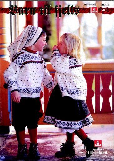 9607 Barn Til Fjells