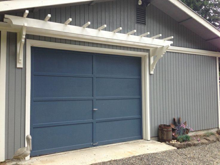 Build your own garage doors woodworking projects plans for Build your own garage plans