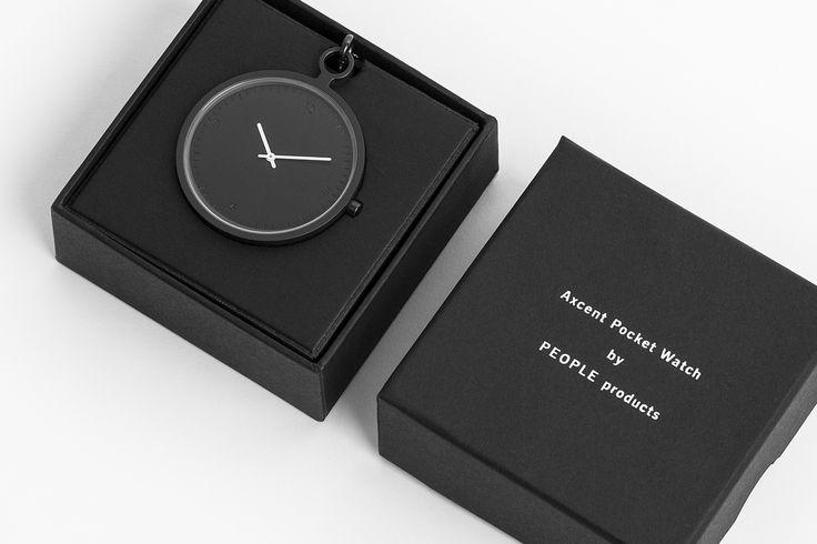 Классическая модель часов в коллекции Axcent Pocket Watch