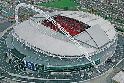ロンドンオリンピック2012 競技会場 ウェンブリー・スタジアム - JOC