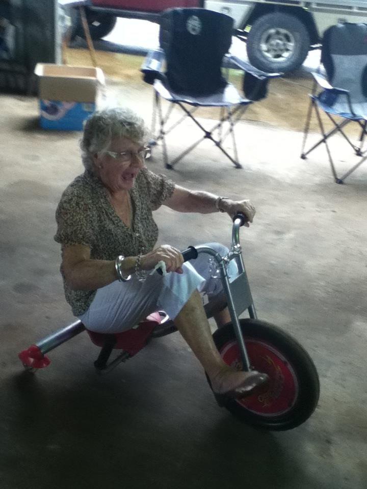 Merle Girl Easy Rider 2o13
