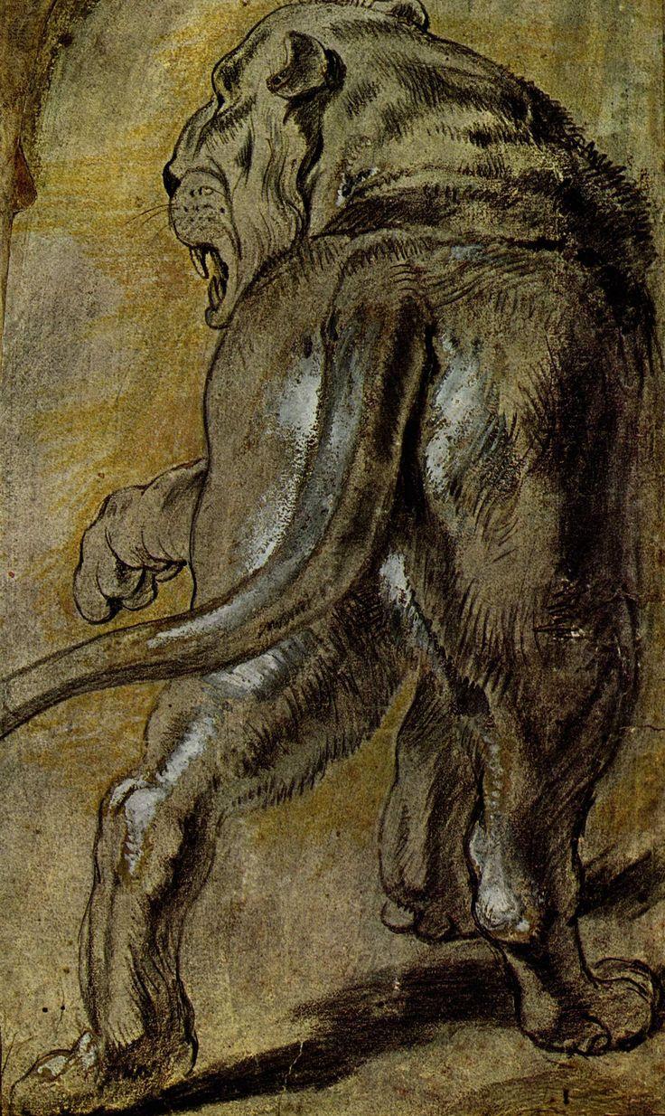 Rubens Figure Drawings 520 best RUBENS Peter ...