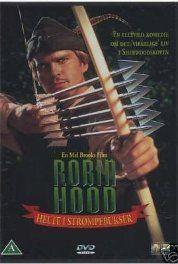 Robin Hood: Men in Tights (1993) Poster