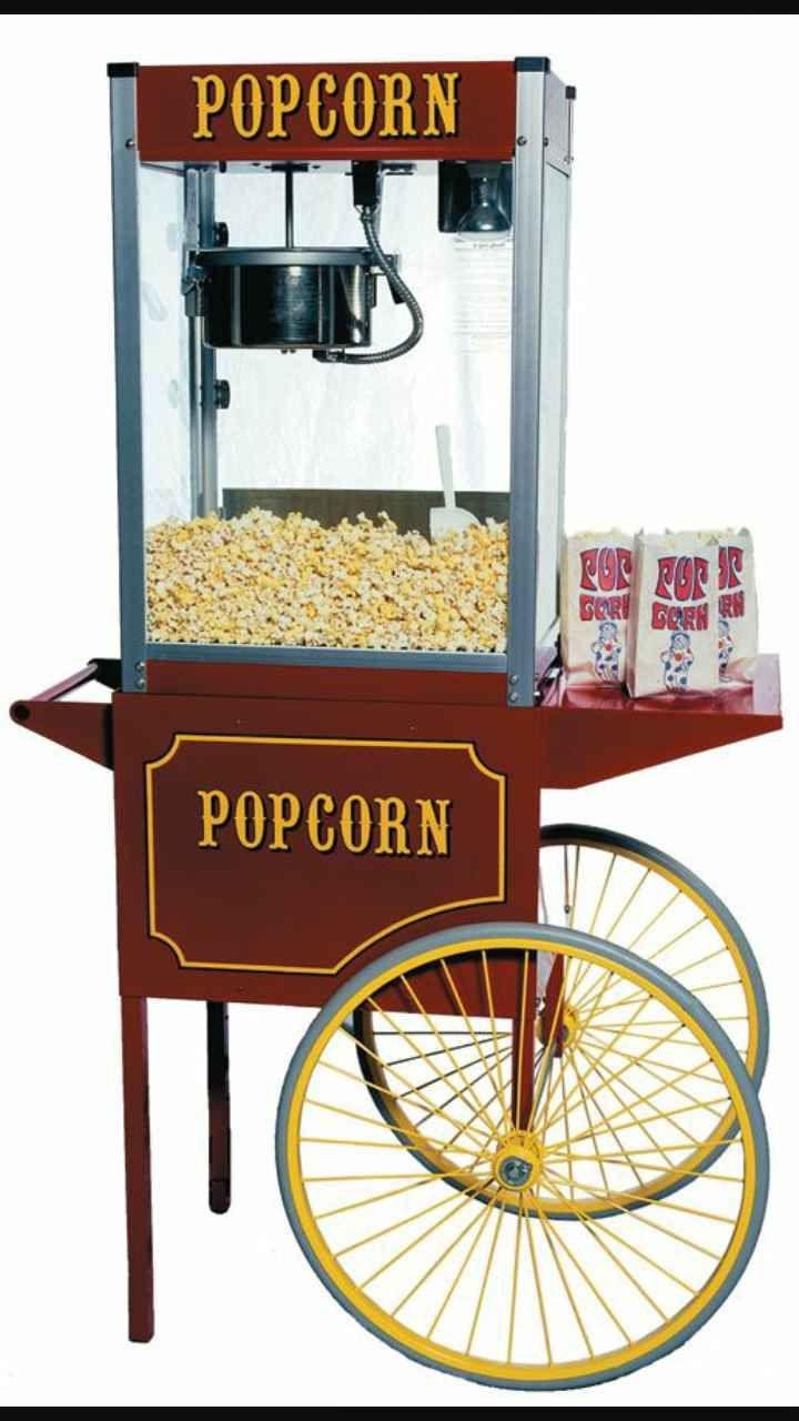 Popcorn Machine On Rent In Delhi Popcorn Machine Rental Delhi Live Food Stations Such As Candy Floss Candy Co Popcorn Machine Popcorn Machine Rental Popcorn
