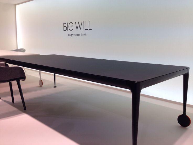 Big Will by Starck #MilanoDesignWeek