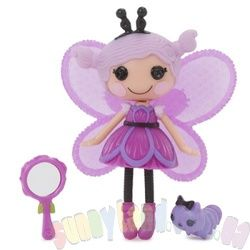 """Кукла MINILALALOOPSY серии """"Волшебные крылья"""" - БАБОЧКА (с аксессуарами). Купить…"""