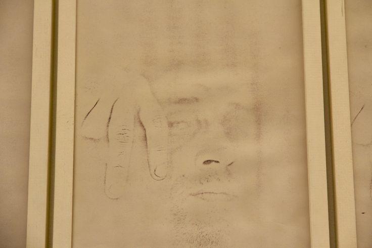 Alighiero Boetti, Nove Xerox Anne Marie, 1969