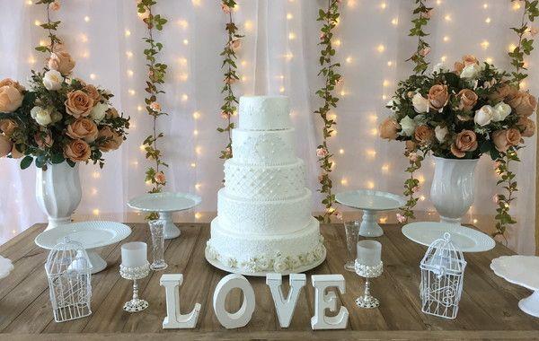 Aluguel Decoração de Casamento – Floral Panel Clean II em Elo7 | Fabiana Borge …   – DECORACAO