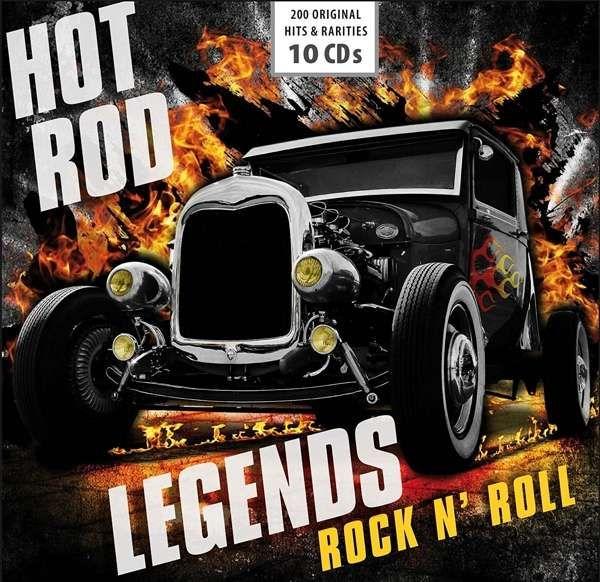 Die CD von Hot Rod Rock'n'Roll jetzt probehören und für 14,99 Euro kaufen.