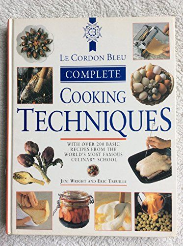 11 best books 1973 and later must have products 2018 images on from 040 le cordon bleu complete cooking techniques fandeluxe Choice Image