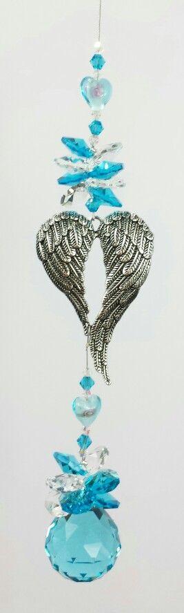 Handmade crystal suncatchers by Www.giftsncrystals.com.au Like us on facebook Facebook.com/giftsncrystals Email   admin@giftsncrystals.com.au Made in australia