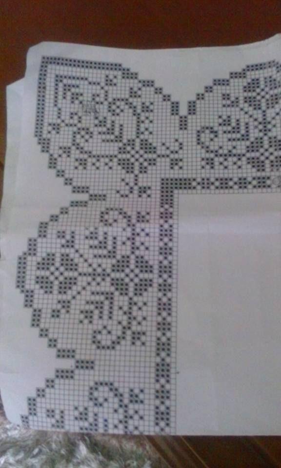 les 486 meilleures images du tableau crochet sur pinterest crochet filet crochet et dentelles. Black Bedroom Furniture Sets. Home Design Ideas