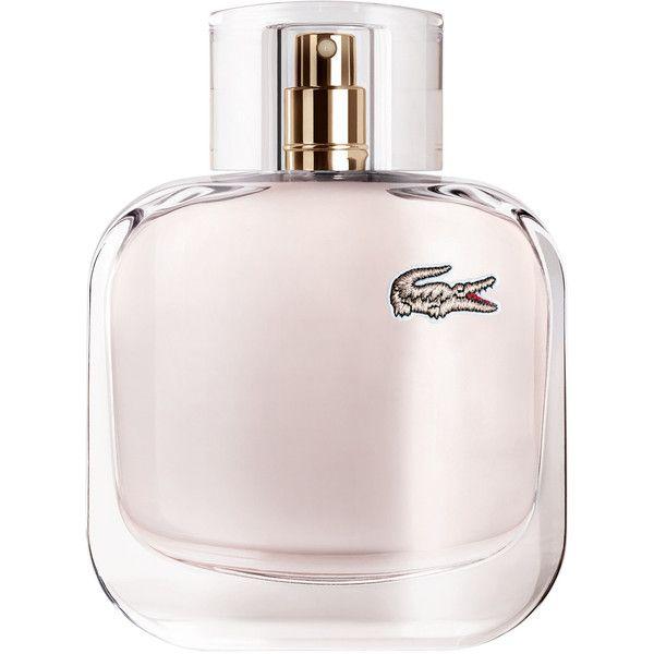Eau De Lacoste L.12.12 Pour Elle Elegant 50 Ml (3,315 INR) ❤ liked on Polyvore featuring beauty products, fragrance, vetiver perfume, lacoste perfume, vetiver fragrance, lacoste and lacoste fragrance