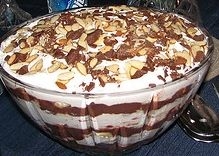 brownie trifle... misshomemade.com