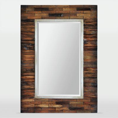 Preston Rectangle Oversized Wall Mirror