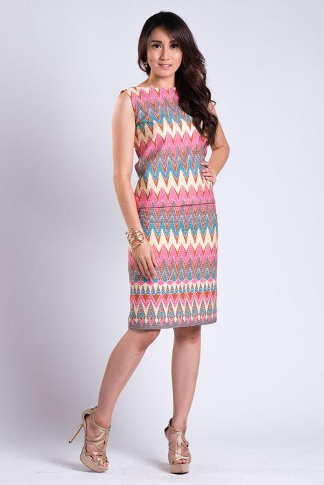 Rang-rang Blouse and Skirt 031