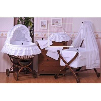 63 best images about cunas para bebes on pinterest for Moises bebe ikea