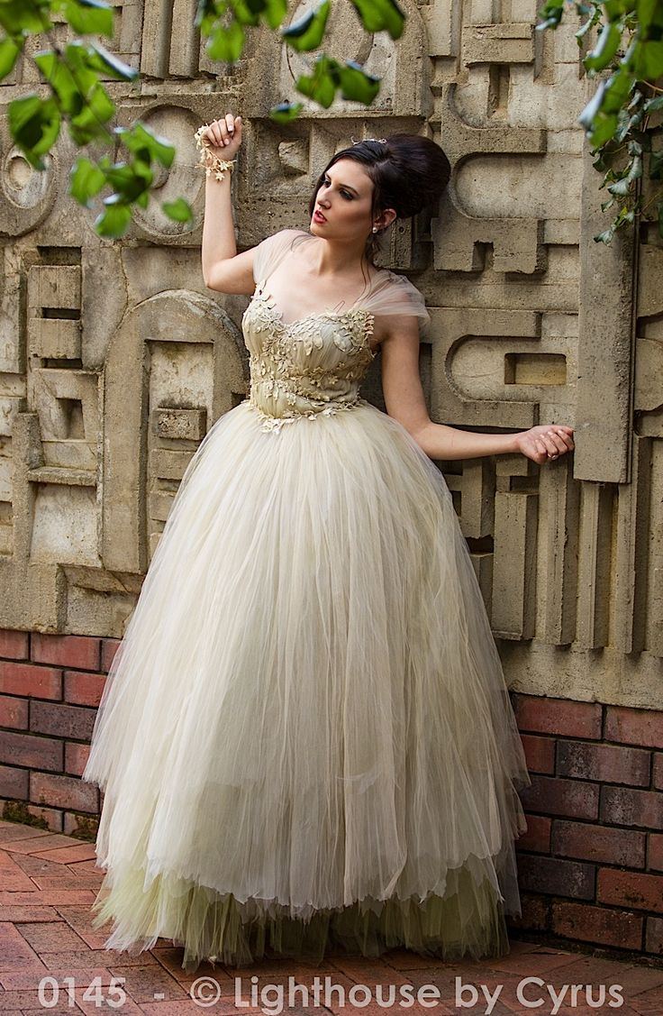 Fantasy Tulle Wedding Gown http://www.arcarocouture.com.au/  Photography by: Lighthouse by Cyrus