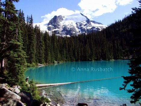 Joffre Lakes Hike.  The water is UNREAL. Best hike in BC!