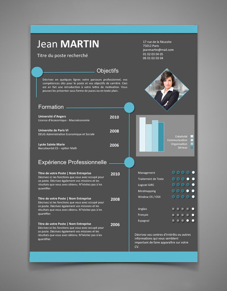 89 best CV images on Pinterest Cv resume template, Cv template - free resume downloader