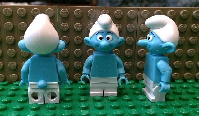 Have a smurfy day!
