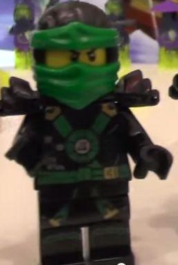 Lego Ninjago season 6 New Outfits