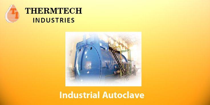 Industrial Autoclave
