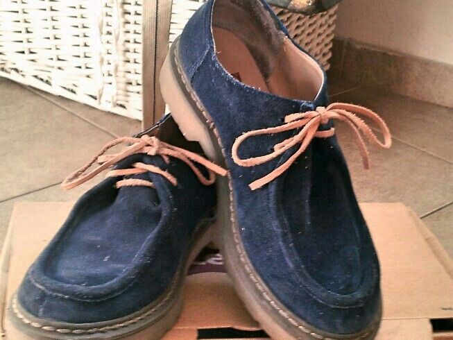 Renovando zapatos