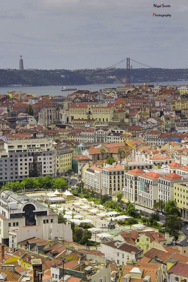 Beautiful Lisbon, Lisbon Portugal 