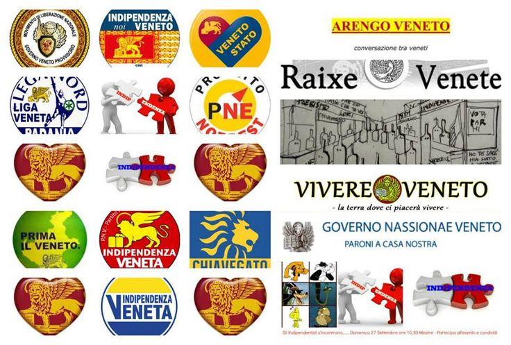 L'INDIPENDENZA DI SAN MARCO: IL VENETO SI UNISCE PER LA SUA INDIPENDENZA! Foto ...